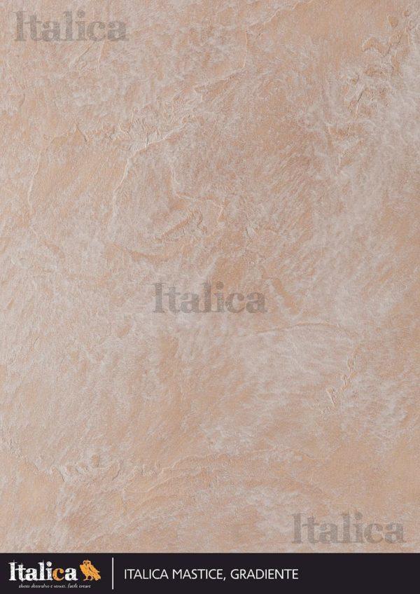 Текстурная паста MASTICE с лессировкой замшей