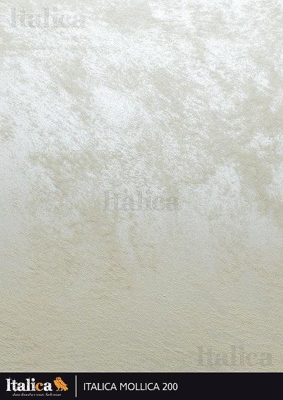 ITALICA MOLLICA 200 мелкий перламутровый песок