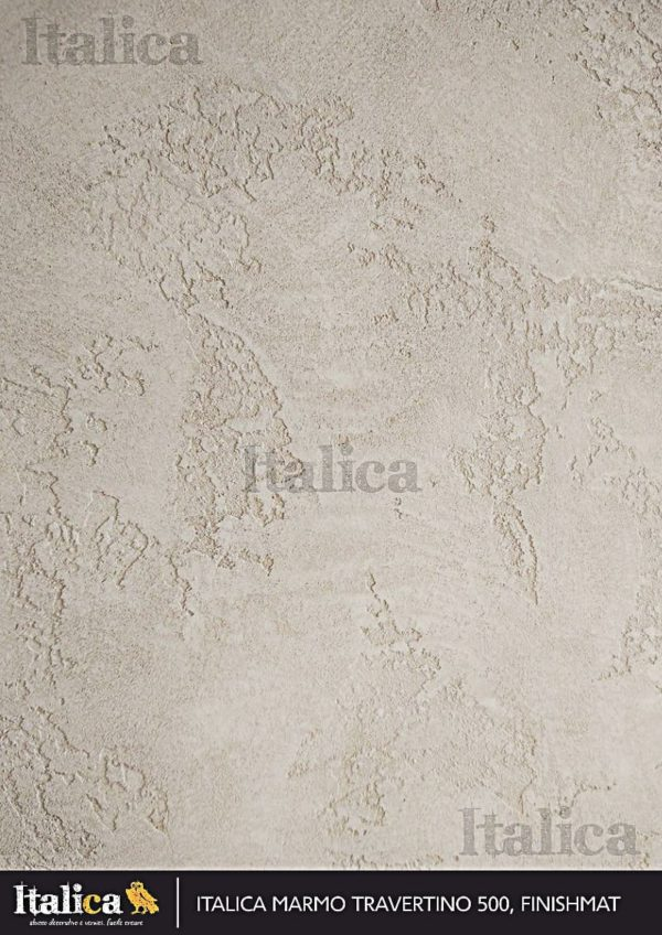 ITALICA MARMO TRAVERTINO 500 карта мира острова