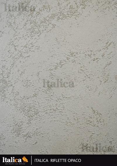 краска ITALICA RIFLETTE OPACO матовый песок со стеклосферами