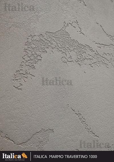 ITALICA MARMO TRAVERTINO 1000 карта мира темная