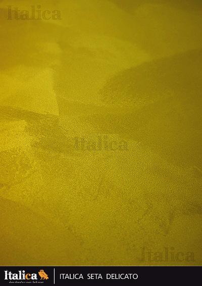 ITALICA SETA DELICATO шелк золото