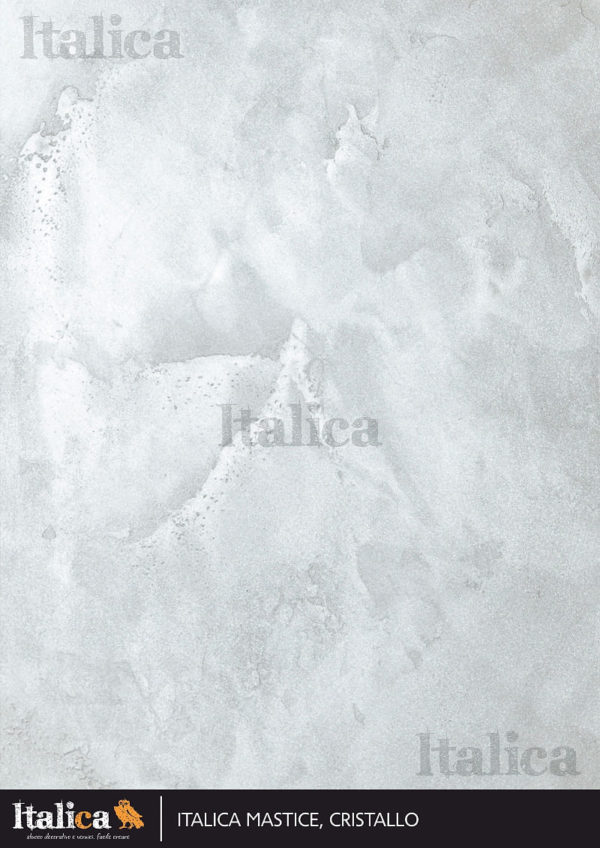 ITALICA MASTICE CRISTALLO паста под перламутром