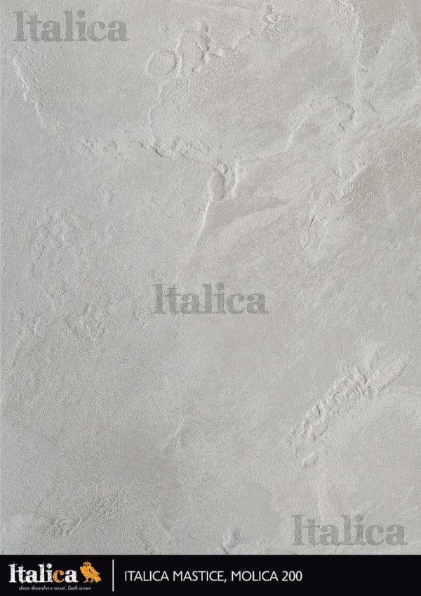 ITALICA MASTICE GRADIENTE структурная паста лессированная замшей