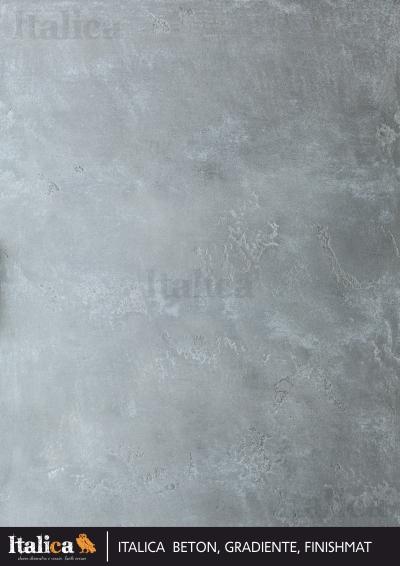 арт бетон с лессировкой замшей